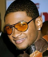 Usher hairstyles