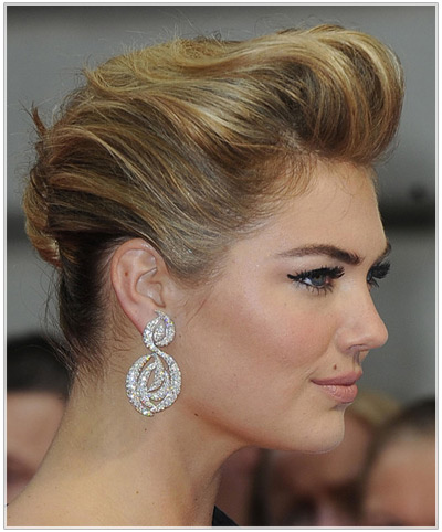 Try on Kate Upton hairstyles