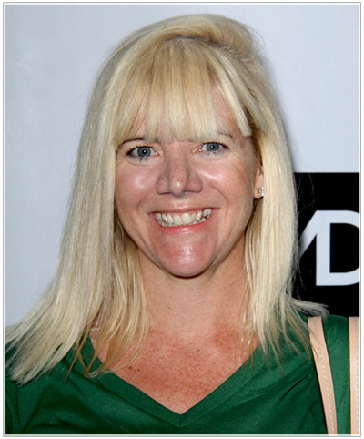 Jennifer Elise Cox hairstyles