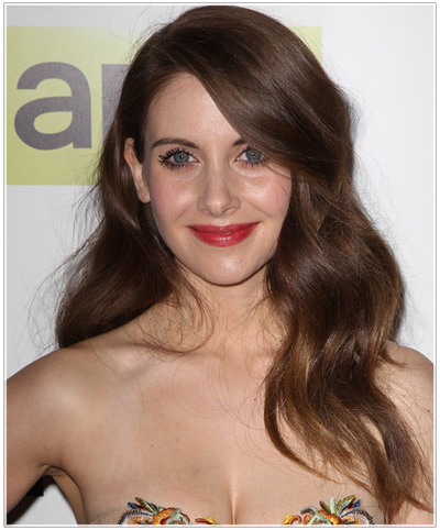 Alison Brie hairstyles
