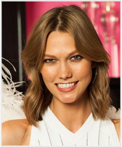 Karlie Kloss hairstyles