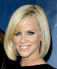 Prom Hairstyles: Jenny McCarthy's Classic Bob