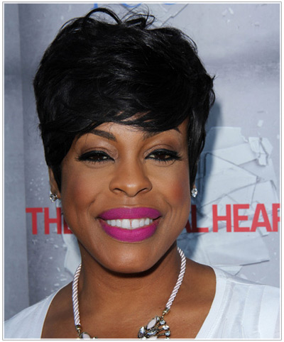 Niecy Nash hairstyles