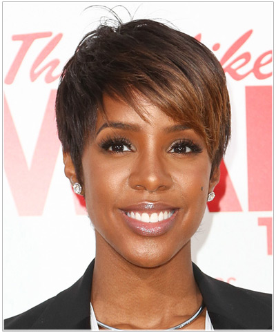 Kelly Rowland hairstyles