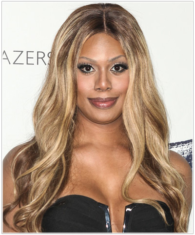 Laverne Cox hairstyles