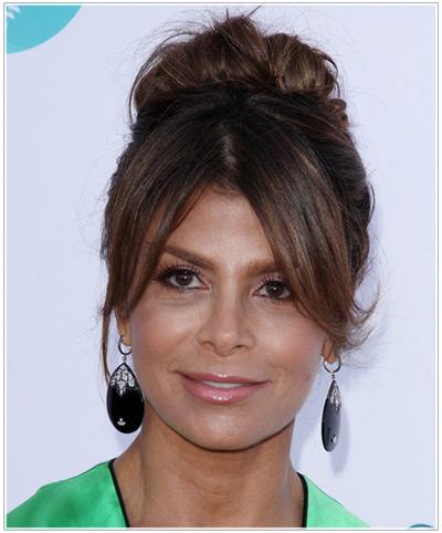 Paula Abdul hairstyles