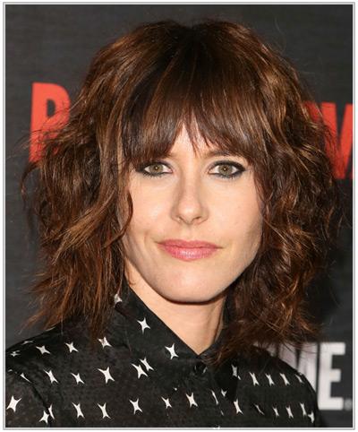 Katherine Moennig hairstyles