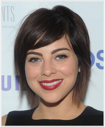Krysta Rodriguez hairstyles