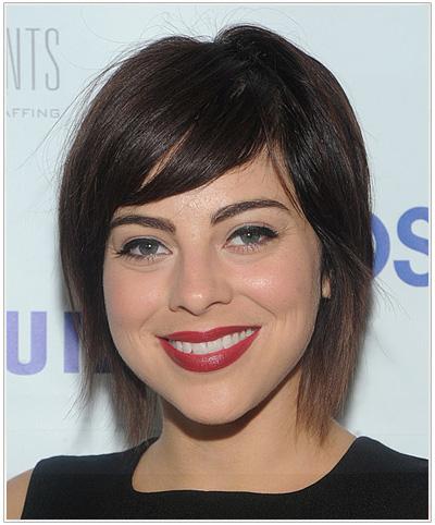 Krysta Rodriguez short hairstyle
