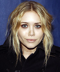 Mary Kate Olsen hairstyles