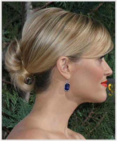 Reese Witherspoon Formal Updo Hairstyle.