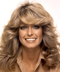 Farrah Fawcett hairstyles