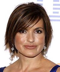Mariska Hargitay hairstyles