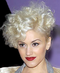 Gwen Stefani hairstyles