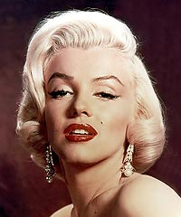 Marilyn  Monroe hairstyles