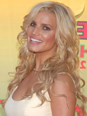 Jessica Simpson hairstyles