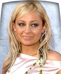 Nicole Richie hairstyles