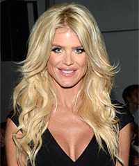 Victoria Silvstedt Hairstyles