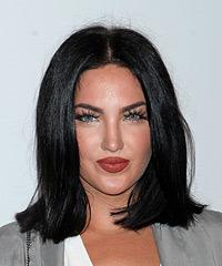 Natalie Halcro Hairstyles