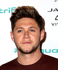 Niall Horan Hairstyles