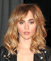 Suki Waterhouse Hairstyles