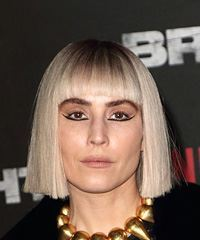 Noomi Rapace Hairstyles