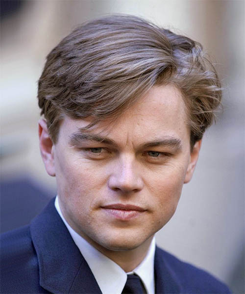 Celebrity Hairstyle Gallery Leonardo Dicaprio Hairstyles