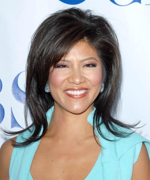 Julie Chen Haircut