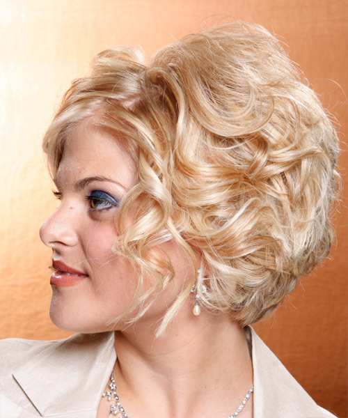 The Best Medium Formal Hair Style Collection. Medium Formal Hair Style Image