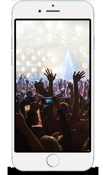 Concert Ticketing App