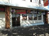 ORIENTAL BUFFETT & SUSHI