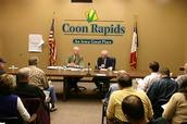Coon Rapids Council Chambers