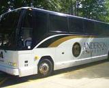 Anderson University Bus