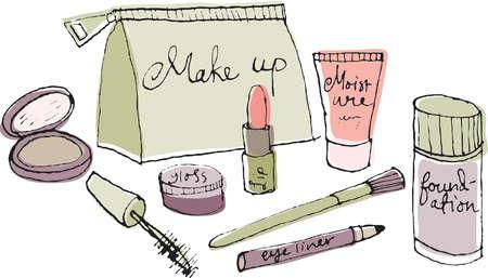 Cartoon Makeup Bag