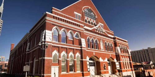 Ryman Auditorium Tickets and Schedule
