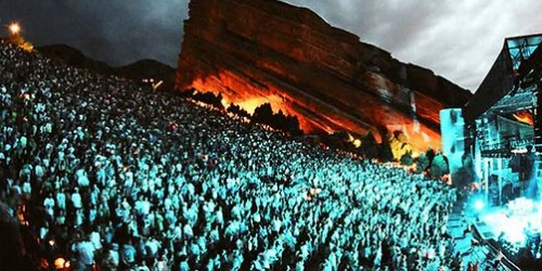 Red Rocks Concert Tickets