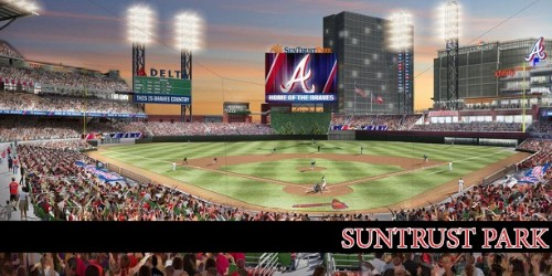 Atlanta Braves Major League Baseball Tickets