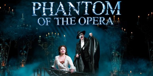 Buy The Phantom of the Opera Theater Tickets!