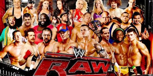WWE RAW Live Royal Farms Arena!