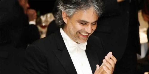 Andrea Bocelli Live In Houston Tickets