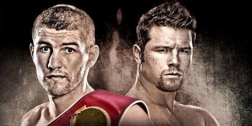 Canelo Alvarez vs Liam Smith