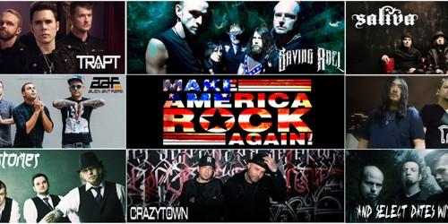Make AMERICA Rock Again Tickets