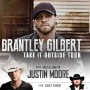 Brantley Gilbert, Justin Moore & Colt Ford