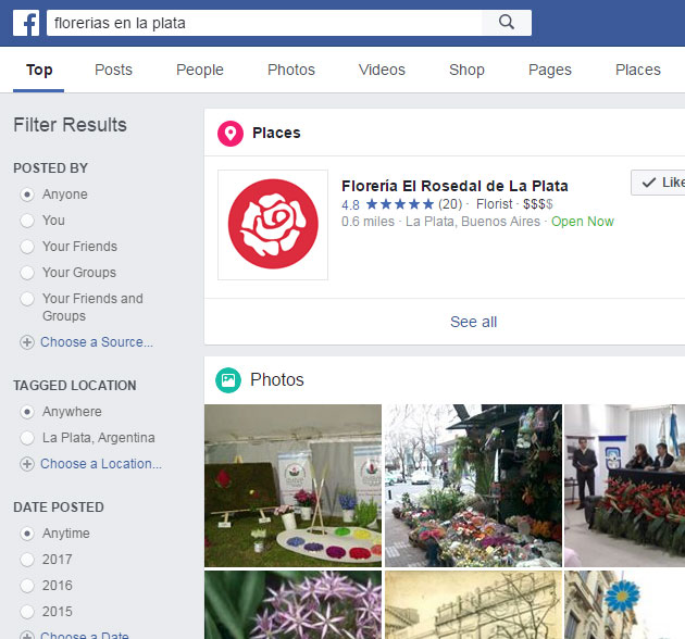 facebook-places-search