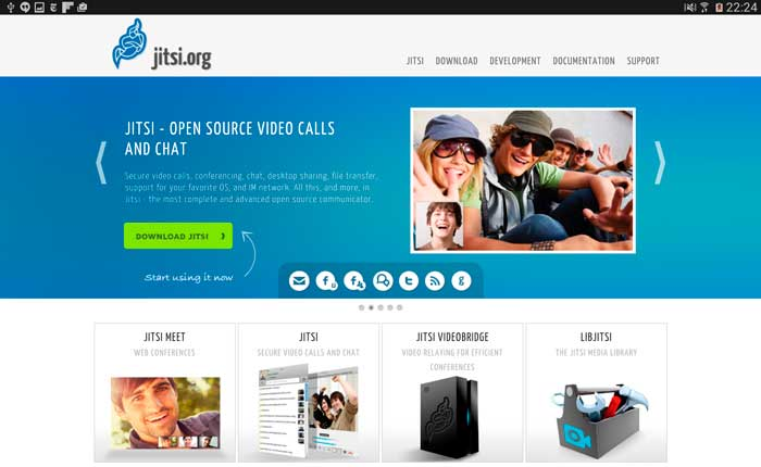 jitsi for pc