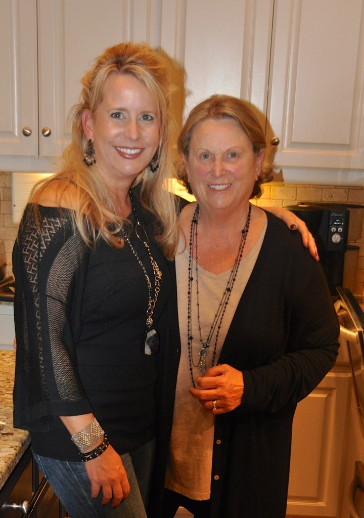 Jen and Judy Nov 2014
