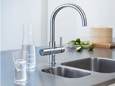 Grohe blue chilled and sparkling 31 251 001