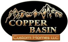 Copper basin logo