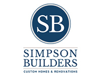 Simpsonbuilders logo