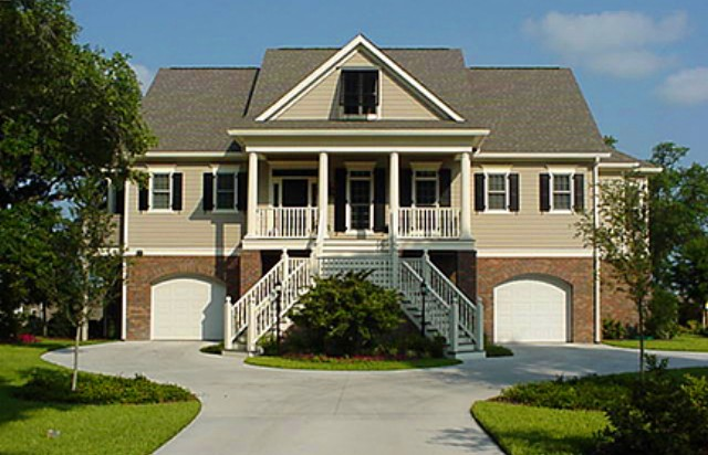 Classic homes southern living custom builder for Find custom home builder